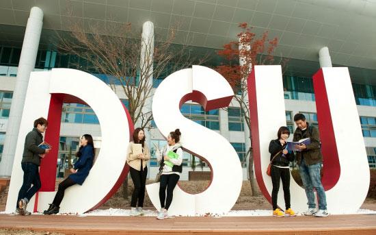Cử nhân Liên kết Hàn Quốc - DSU